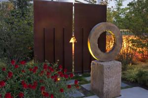 Schneider Healing Garden