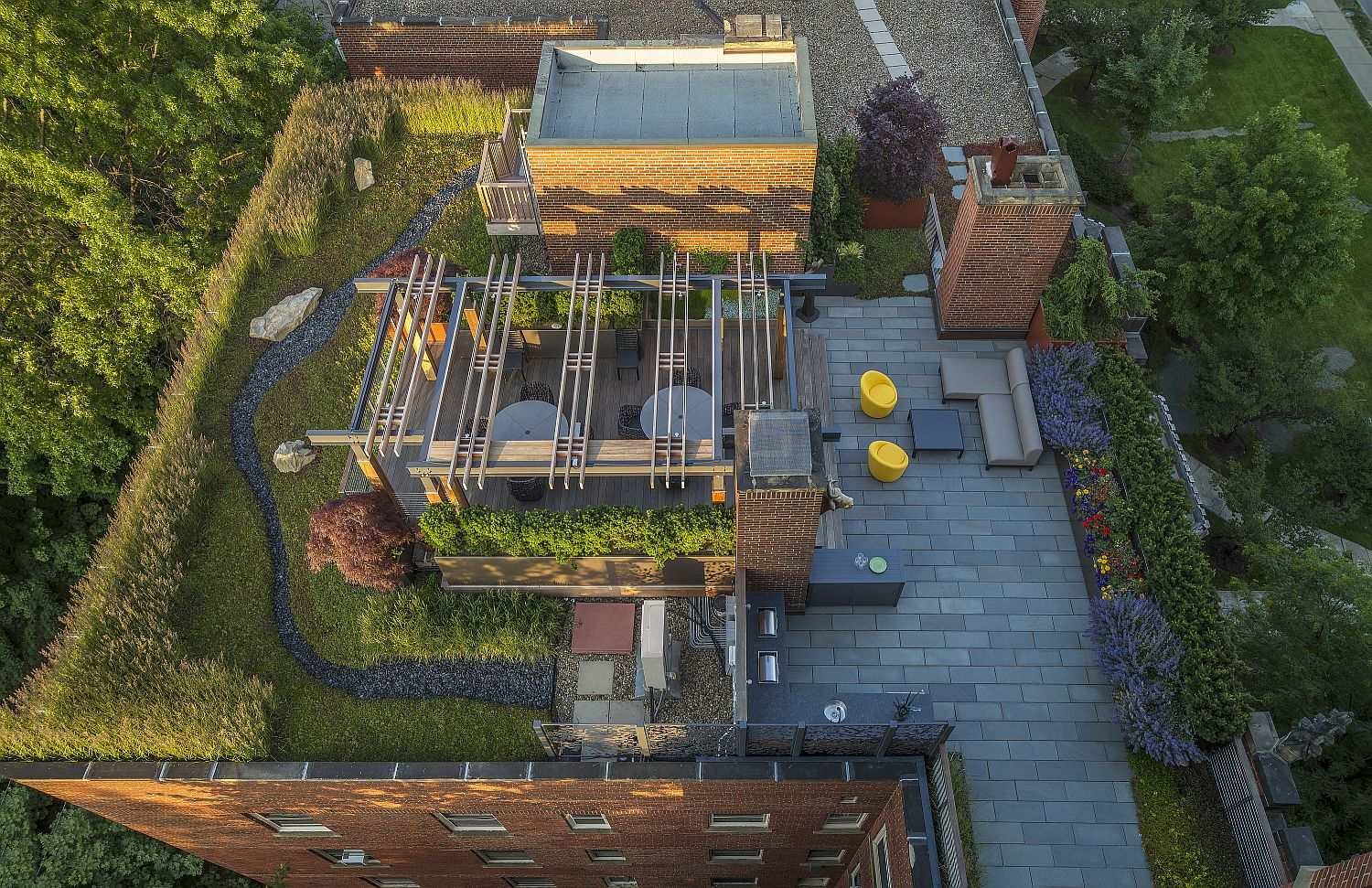 Rooftop GardenCanadian Society Of Landscape Architects 2017 National Award  Of Excellence